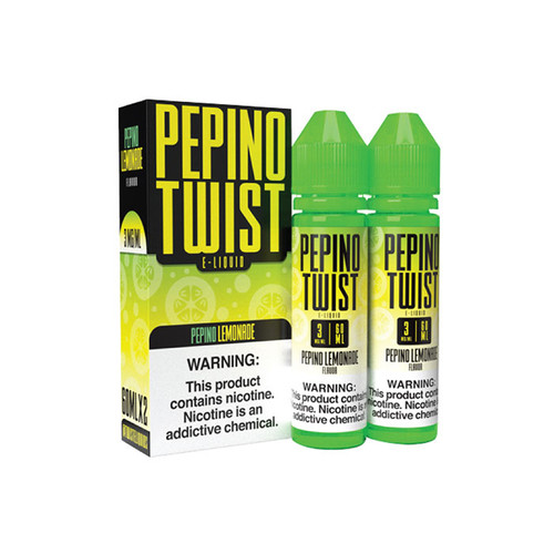 Pepino Twist Pepino Lemonade 120ML
