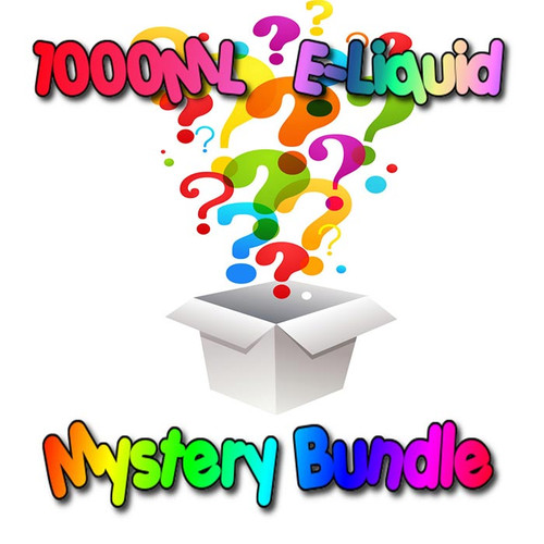 1000ML E-Liquid Mystery Bundle