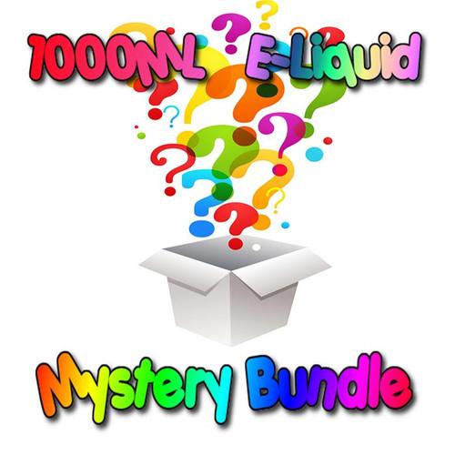 1000ML E-Liquid Mystery Bundle