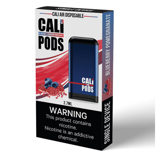 Cali Pods Air Disposable Blueberry Pomegranate