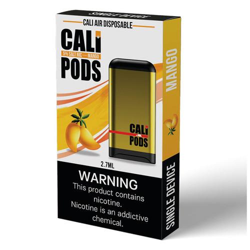 Cali Pods Air Disposable Mango