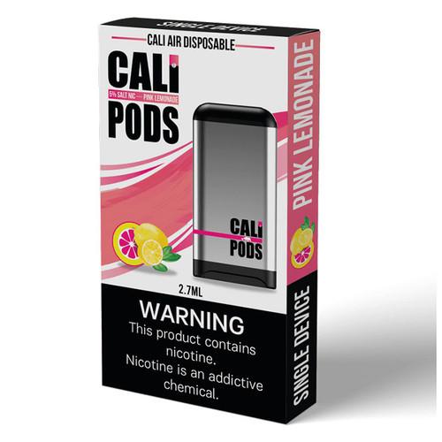Cali Pods Air Disposable Pink Lemonade