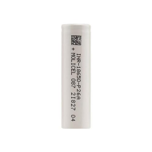 Molicel P26A 18650 2600mAh 35A Battery