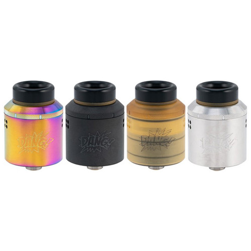 Twisted Messes Dang 24mm RDA