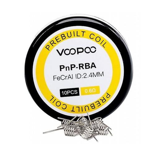 Voopoo PnP-RBA Pre-built Coils