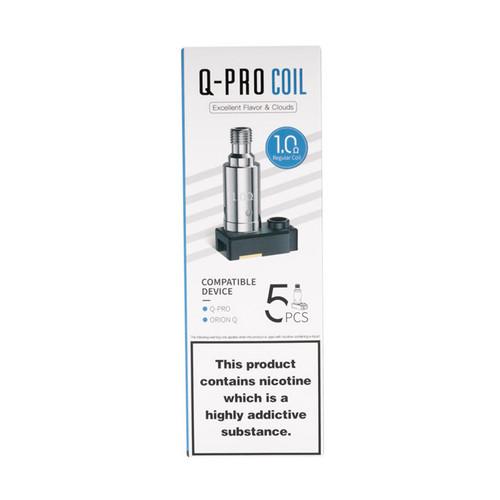 Lost Vape Orion Q-Pro Replacement Coils Box