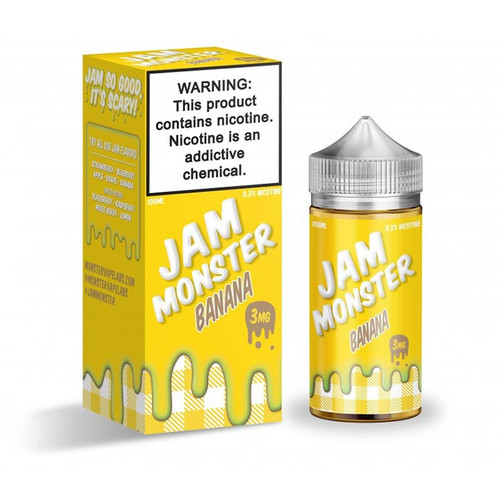 Jam Monster Banana 100ML
