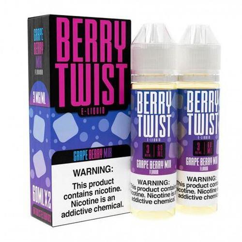 Berry Twist Grape Berry Mix 120ML