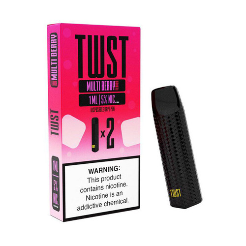 TWST Disposable Multi Berry