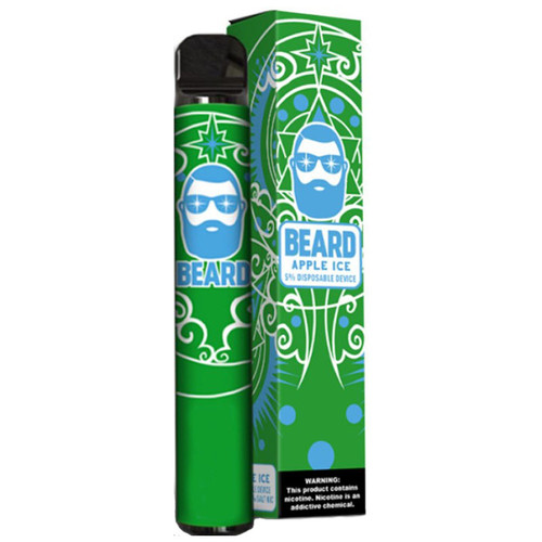 Beard Disposable Apple Ice