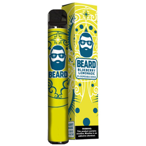 Beard Disposable Blueberry Lemonade