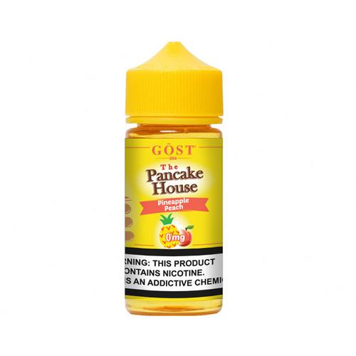 The Pancake House Pineapple Peach 100ML