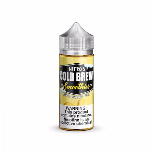 Nitro's Cold Brew Smoothies Mango Coconut Surf 100ML