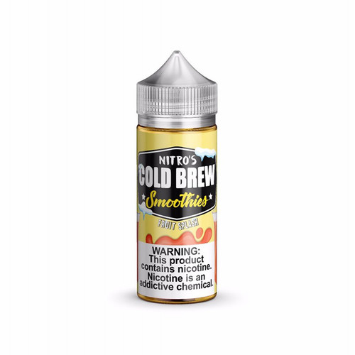Nitro's Cold Brew Smoothies Fruit Splash 100ML
