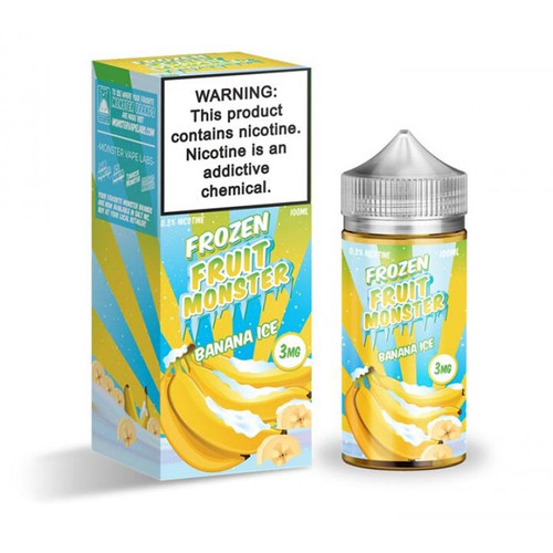 Frozen Fruit Monster Banana ICE 100ML