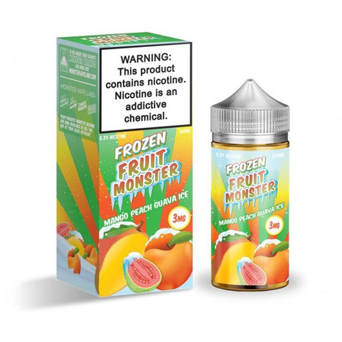Frozen Fruit Monster Mango Peach Guava ICE 100ML