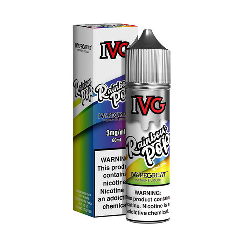IVG Rainbow Pop 60ML