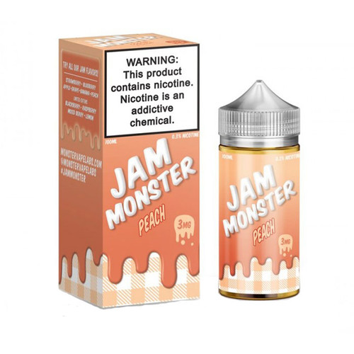 Jam Monster Peach 100ML