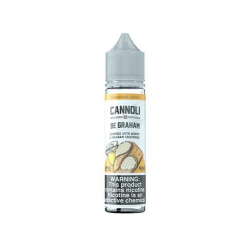 Cassadaga Cannoli Be Graham 60ML