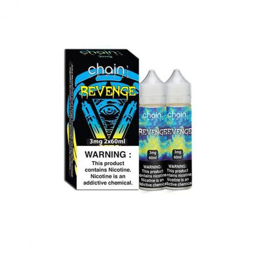 Chain Vapez Revenge 120ML