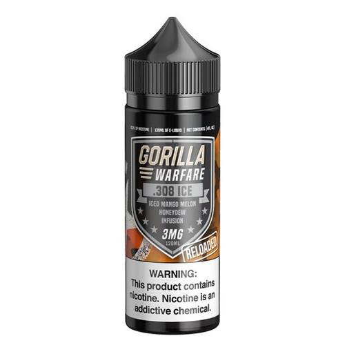 Gorilla Warfare .308 Reloaded ICE 120ML