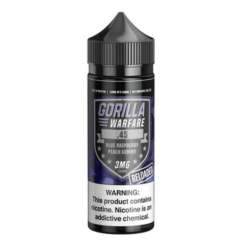 Gorilla Warfare .45 Reloaded 120ML