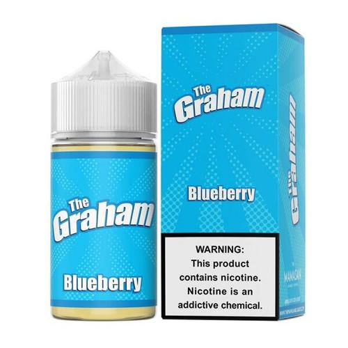 The Graham Blueberry 60ML