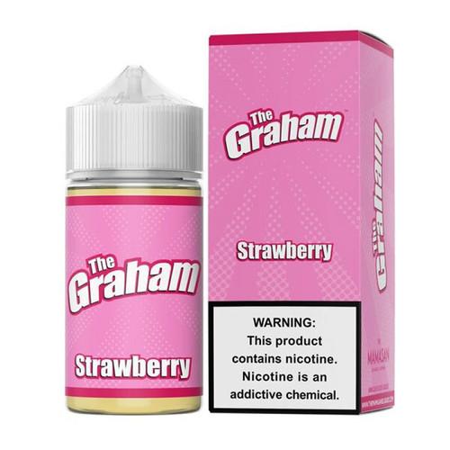 The Graham Strawberry 60ML