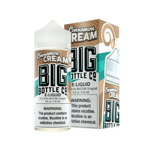 Big Bottle Co Cinnamon Cream 120ML