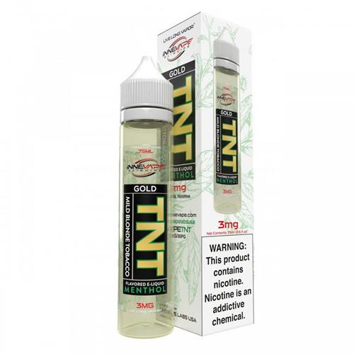 Innevape TNT Gold Menthol 75ML
