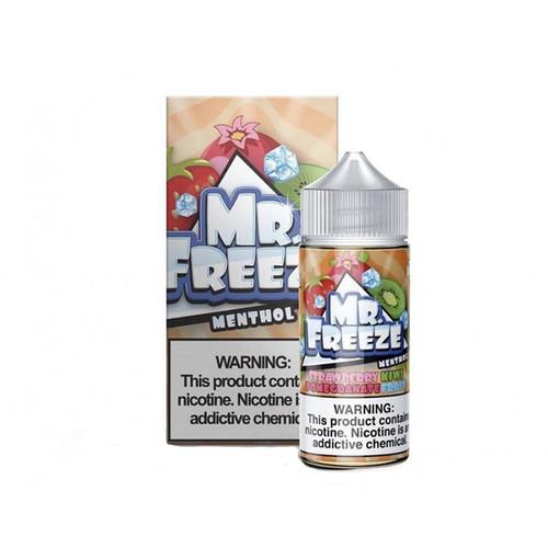 Mr. Freeze Strawberry Kiwi Pomegranate Frost 100ML