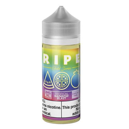 Ripe Collection Gold Series Tropical Rainbow Blast 100ML