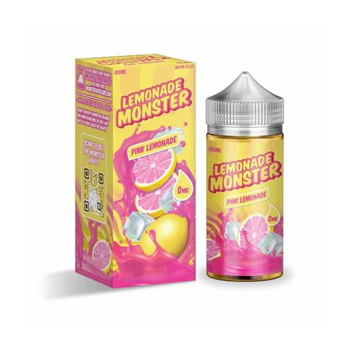 Lemonade Monster Pink Lemonade 100ML
