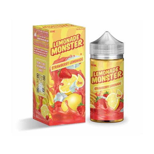 Lemonade Monster Strawberry Lemonade 100ML