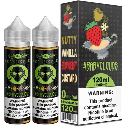 Transistor Baby Clouds 120ML