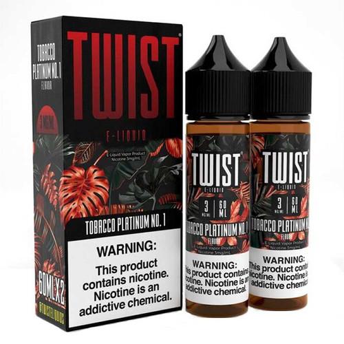 Twist Tobacco Platinum No. 1 120ML
