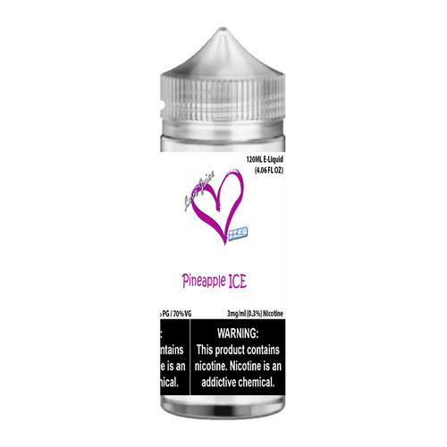 Love Juice Iced Pineapple ICE Chubby Gorilla 120ML