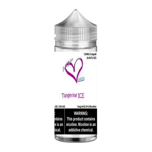 Love Juice Iced Tangerine ICE Chubby Gorilla 120ML