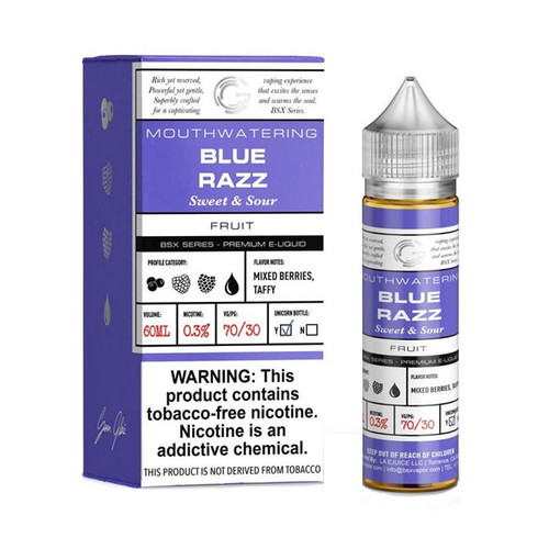 Basix TFN Blue Razz 60ML