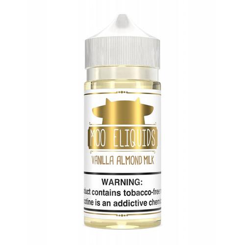Moo TFN Vanilla Almond Milk 100ML