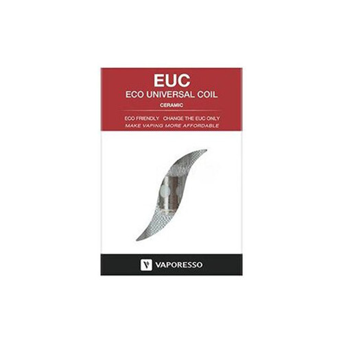 Vaporesso EUC Ceramic SS316L Replacement Coils Box