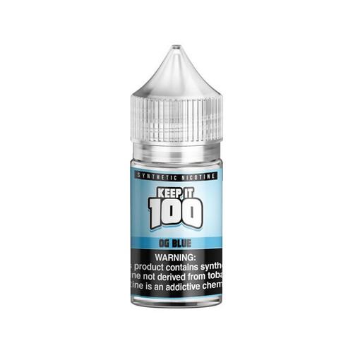 Keep It 100 TFN Salt OG Blue 30ML