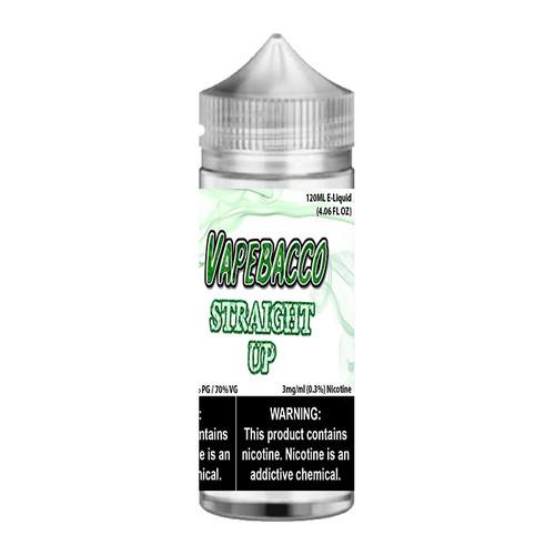Vapebacco Straight Up Chubby Gorilla 120ML