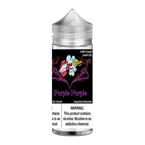 Love Potion Purple Nurple Chubby Gorilla 120ML