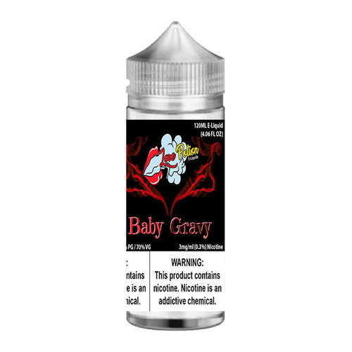 Love Potion Baby Gravy Chubby Gorilla 120ML