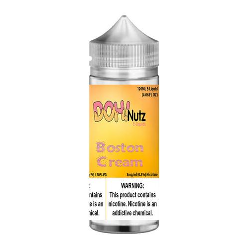 Doh! Nutz Boston Cream Chubby Gorilla 120ML