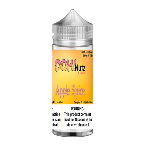 Doh! Nutz Apple Spice Chubby Gorilla 120ML