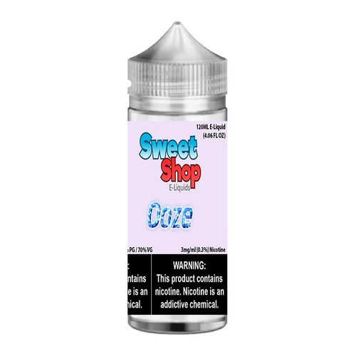 Sweet Shop Ooze Chubby Gorilla 120ML