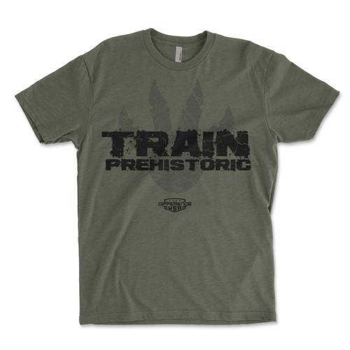 Train Prehistoric T-Shirt