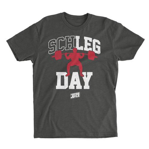 Schleg Day - Men's Short Sleeve T-Shirt